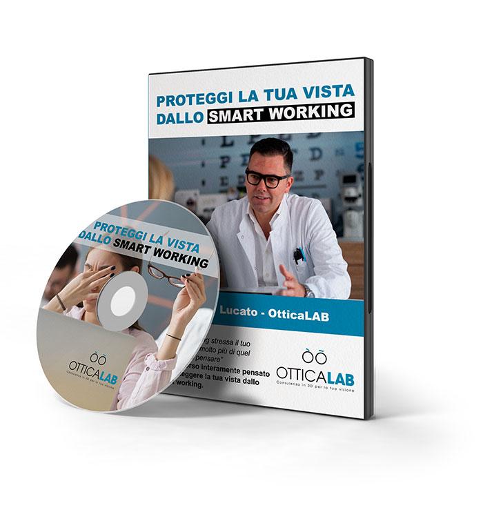 dvd Proteggi la tua vista dallo smart working - Otticalab