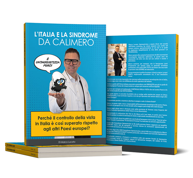 Libro Italia e sindrome Calimero